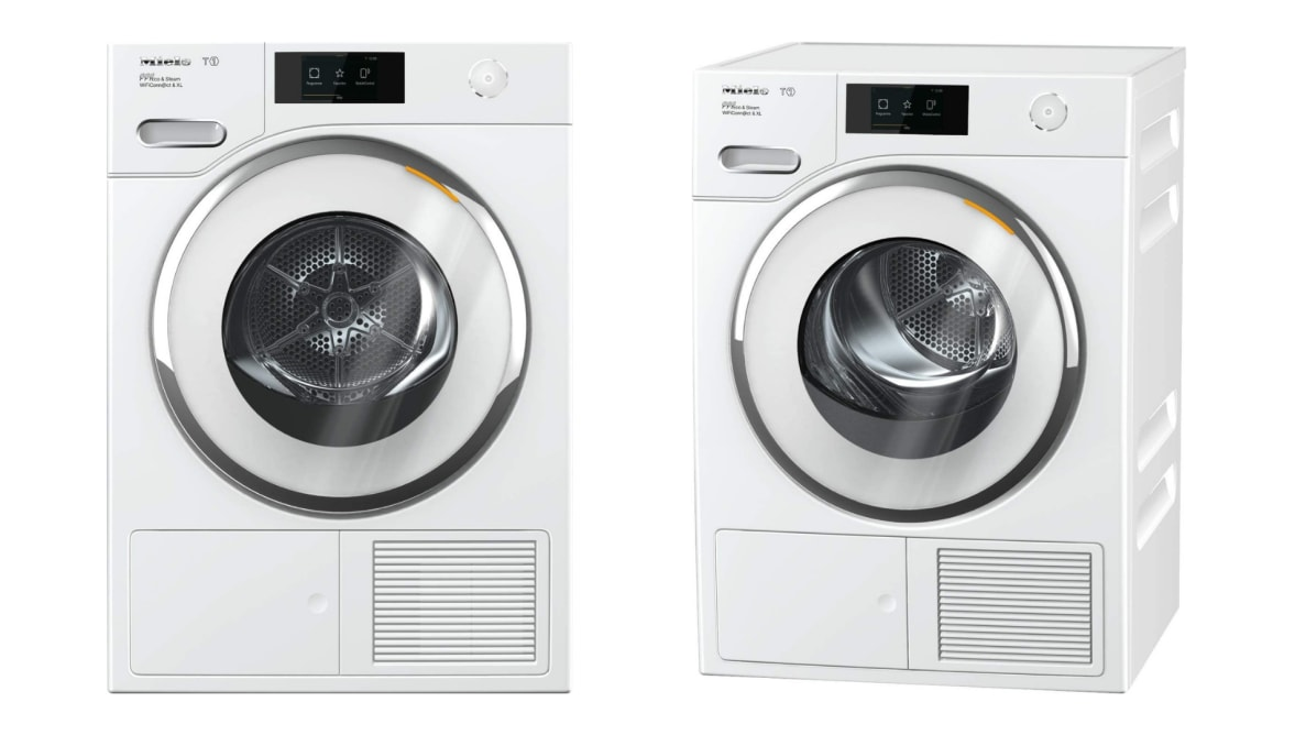 Picture of the Miele ventless dryer.
