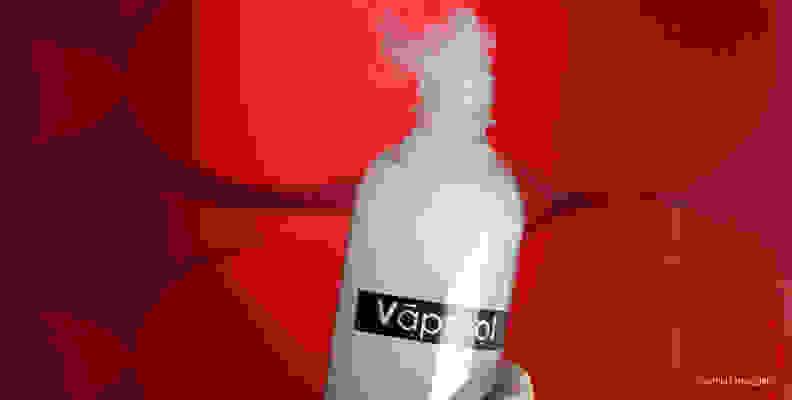 Vapshot Bottle