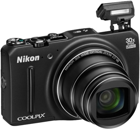 Product Image - Nikon Coolpix S9700