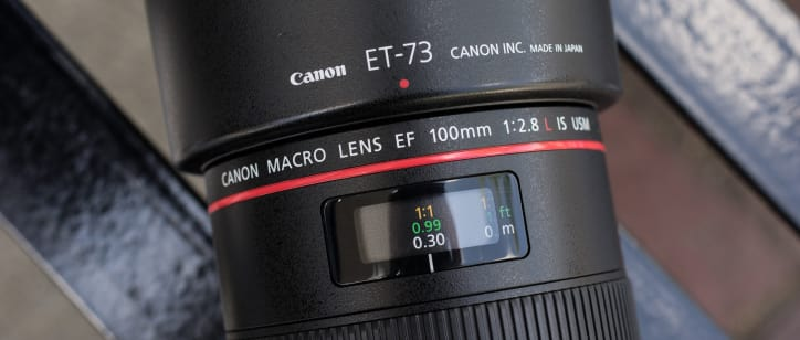 Love macro shooting? This is the perfect lens if you want to go pro.