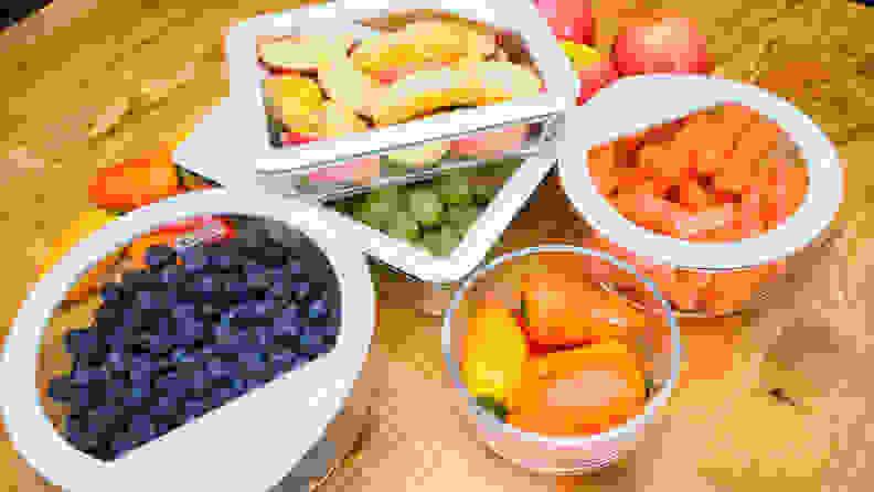 pyrex food storage