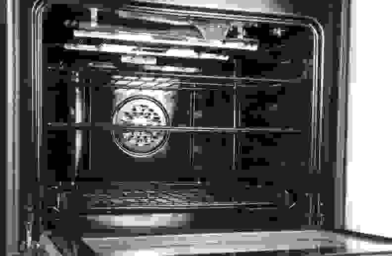 Steam Clean Oven