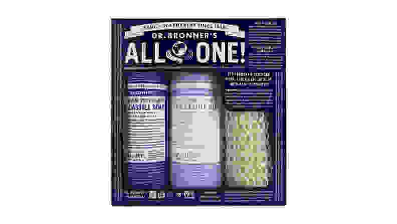 Dr. Bronner's Pure-Castile Soap Gift Set