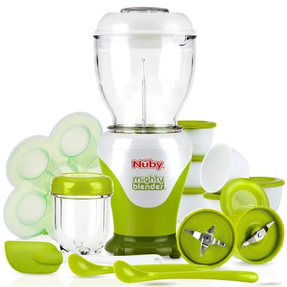 Product Image - Nuby Garden Fresh Mighty Blender