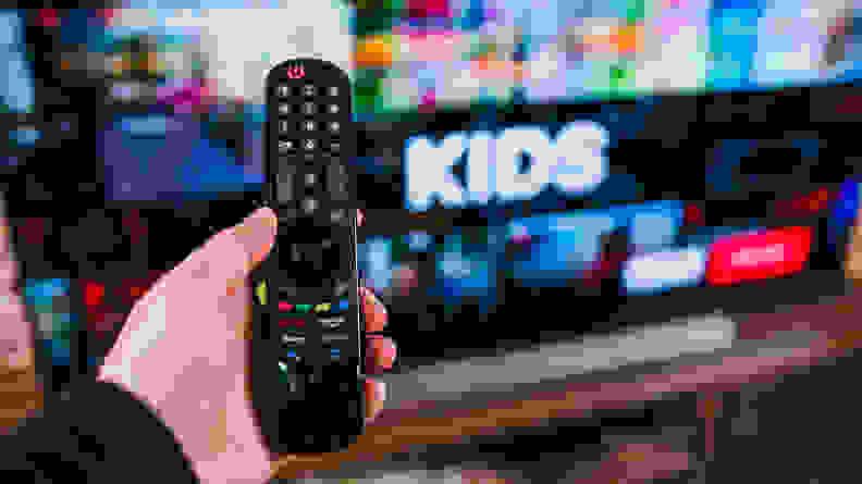 LG C1 OLED TV - Remote Control