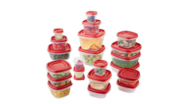 Rubbermaid Food Containers