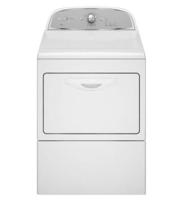 Product Image - Whirlpool Cabrio WGD5500XW
