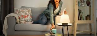 Philips hue lamp lead