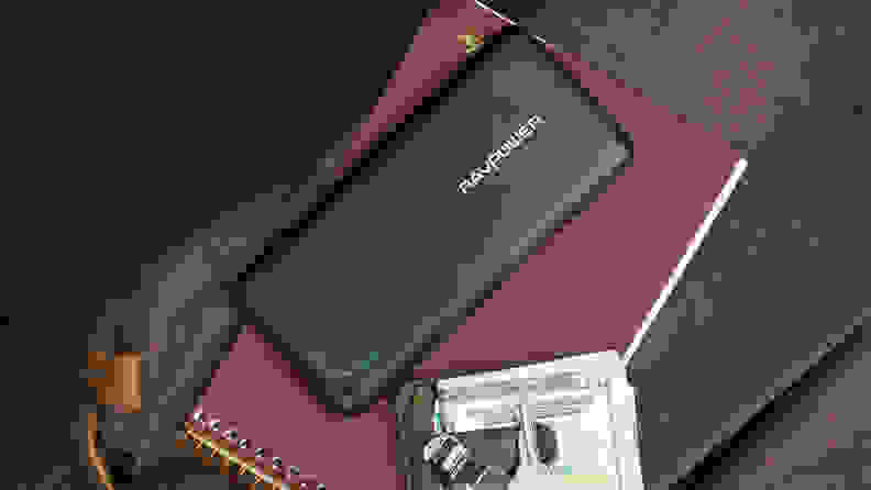Best gifts for college students 2018: RavPower Portable Charger