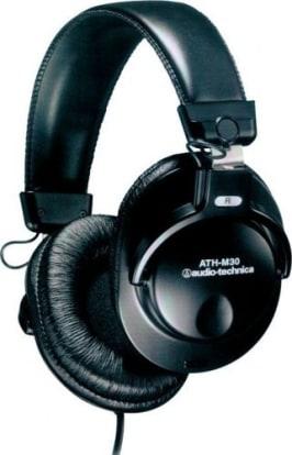 Product Image - Audio-Technica ATH-M30