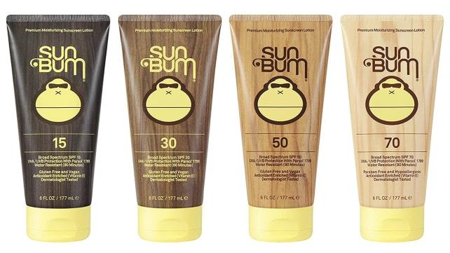 Sum Bum Sunscreen
