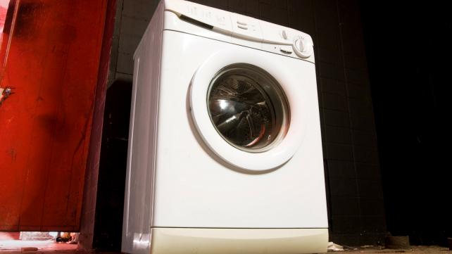 Arrange-for-washer-disposal