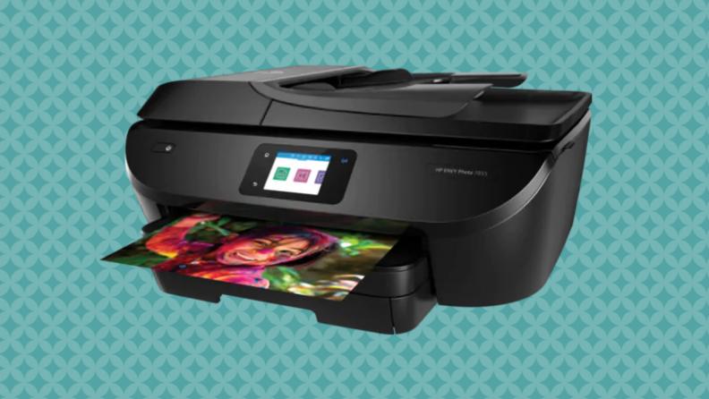 HP photo printer