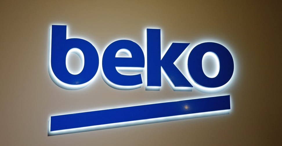 Beko is a European appliance brand