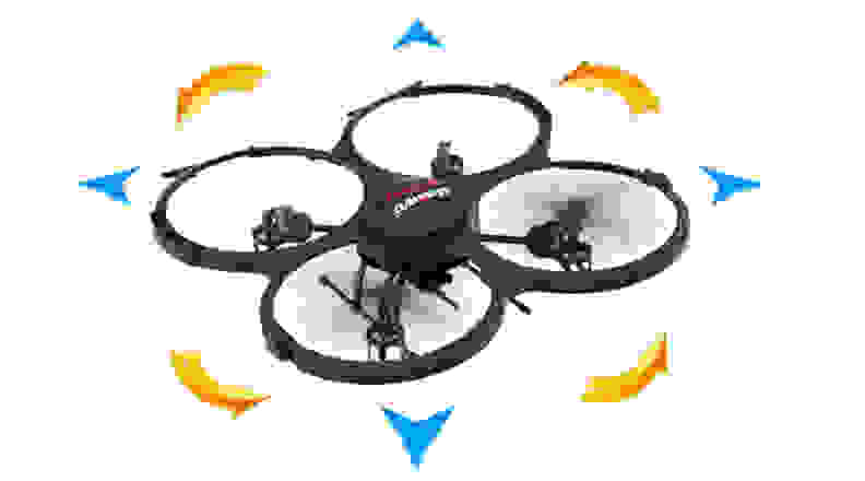 DBPOWER Quadcopter Drone