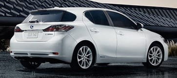 Product Image - 2013 Lexus CT 200h