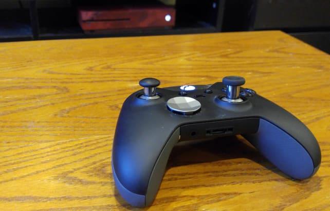 Xbox-Elite-materials