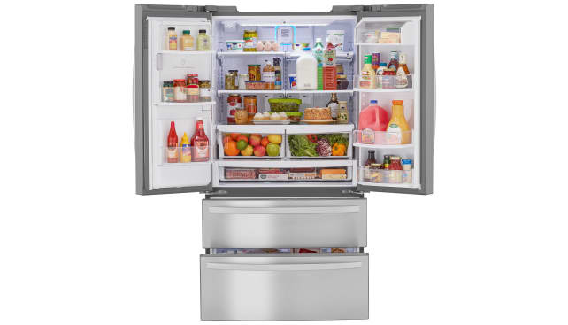 Kenmore Four Door Fridge