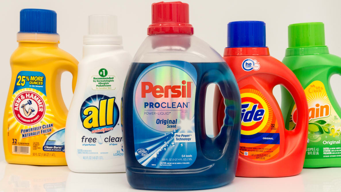 The Best Laundry Detergents Of 2020 Reviewed Laundry