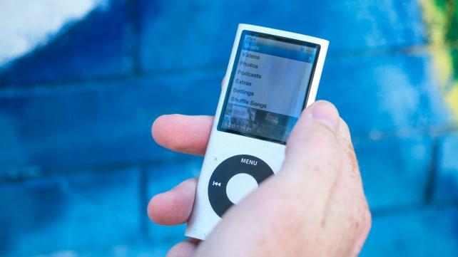 iPod Nano G4