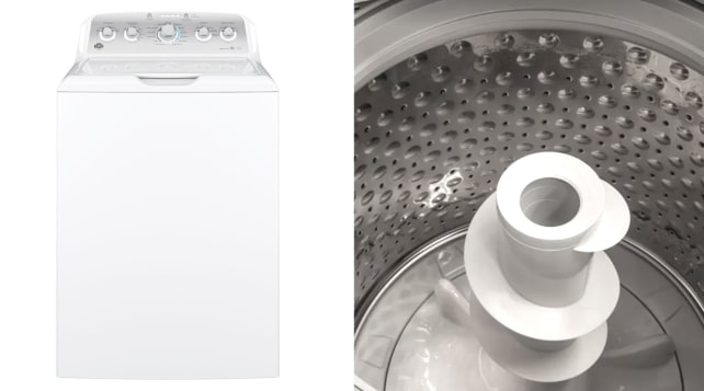 Best Traditional Washer: GE GTW485ASJWS