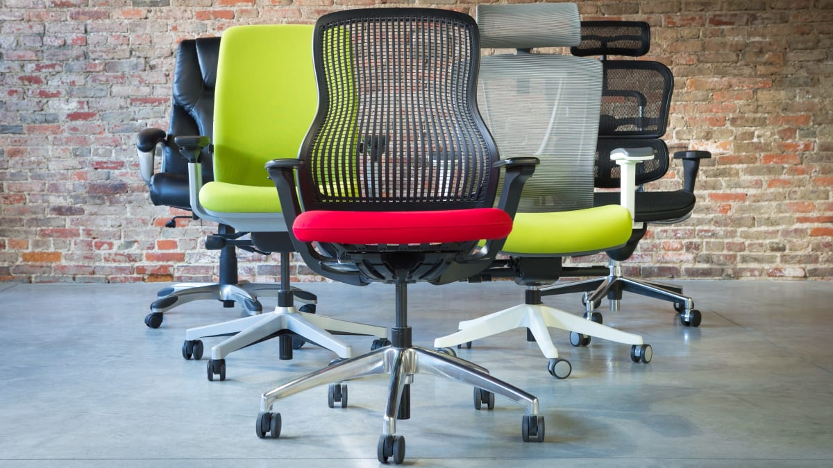 The Best Office Chairs Of 2020 Reviewed Home Garden