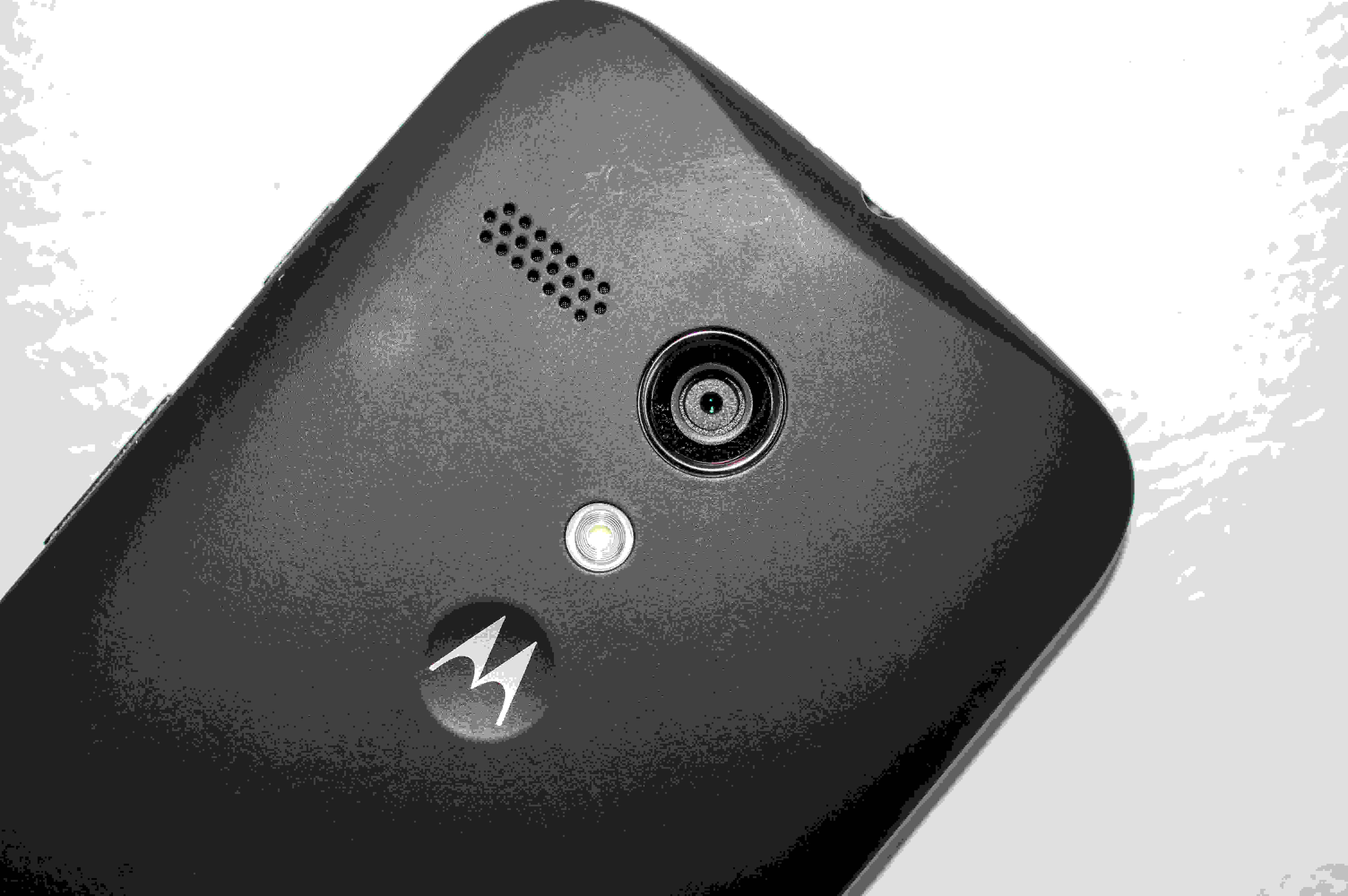 A photo of the Motorola Moto G with 4G LTE's camera.
