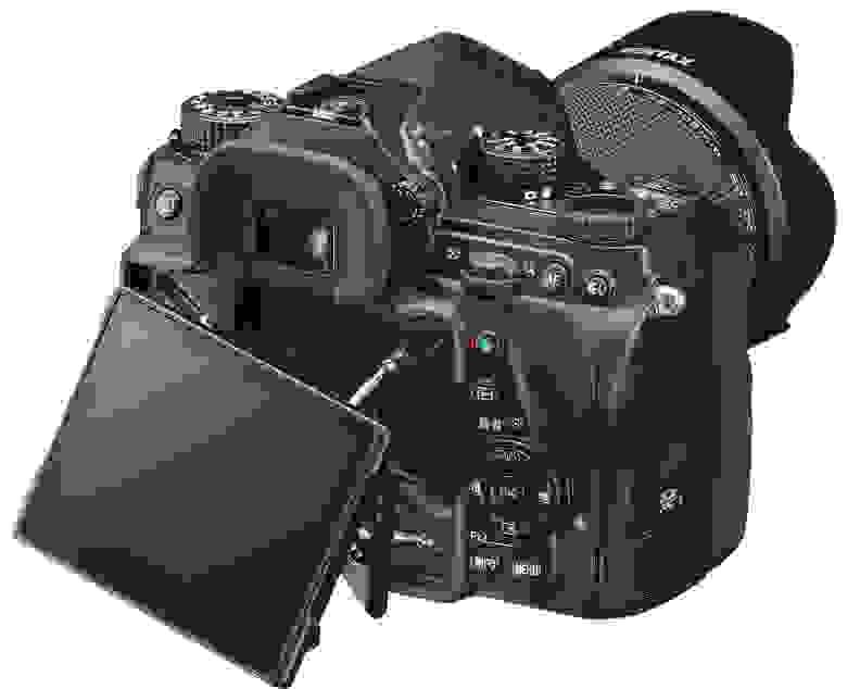 Ricoh Pentax K-1 Tilt Screen Hinge