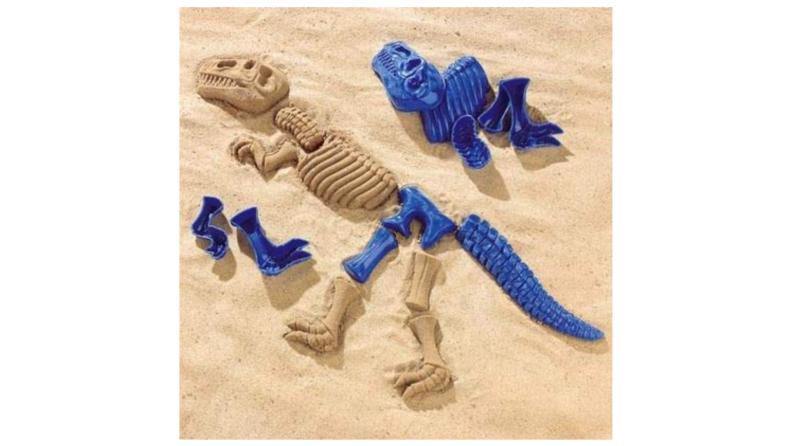 Liberty Imports Dinosaur Sand Fossil Kit