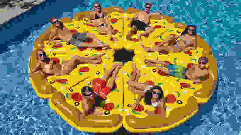 Swimline Pizza Floats