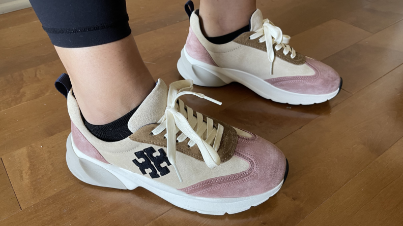 Tory Burch Good Luck trainers