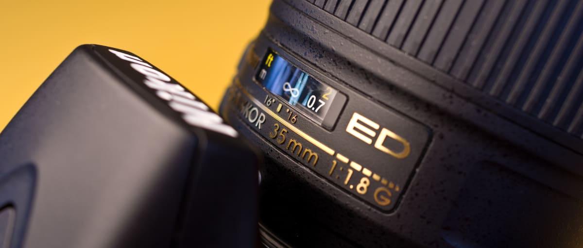 Nikon AF-S 35mm f/1.8G ED Lens Review