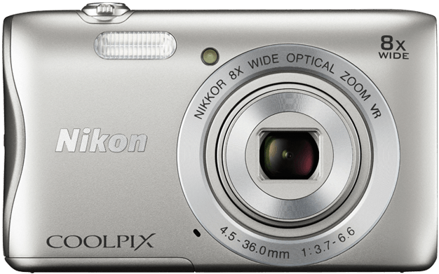 Product Image - Nikon Coolpix S3700