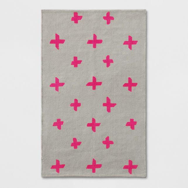 Target-polka-dot-rug
