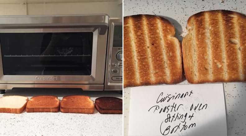 Toaster Ovens Testing