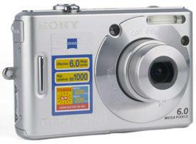 Product Image - Sony Cyber-shot DSC-W30
