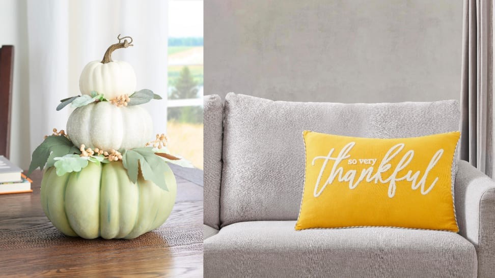 As soon as the first leaf turns yellow, it's time to break out these fall essentials.