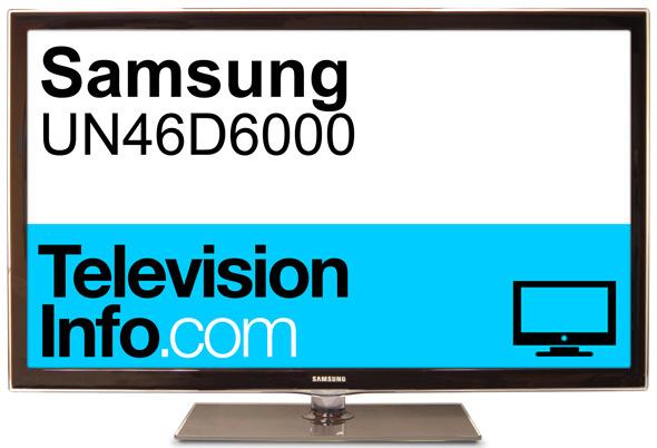 Product Image - Samsung UN40D6000