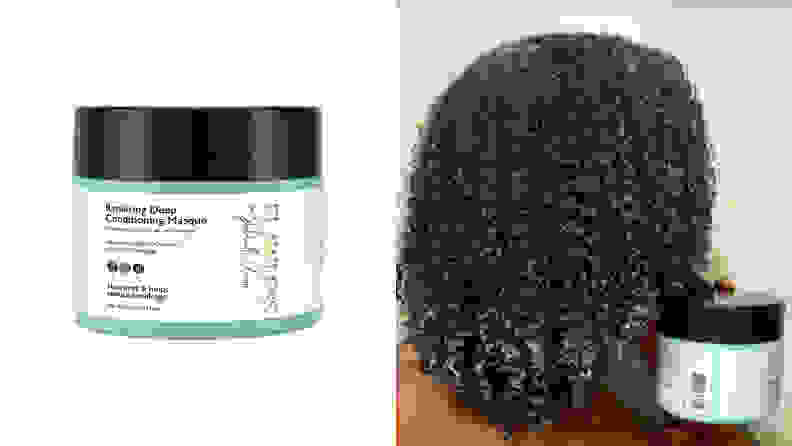 Flawless by Gabrielle Union Repairing Deep Conditioning Masque