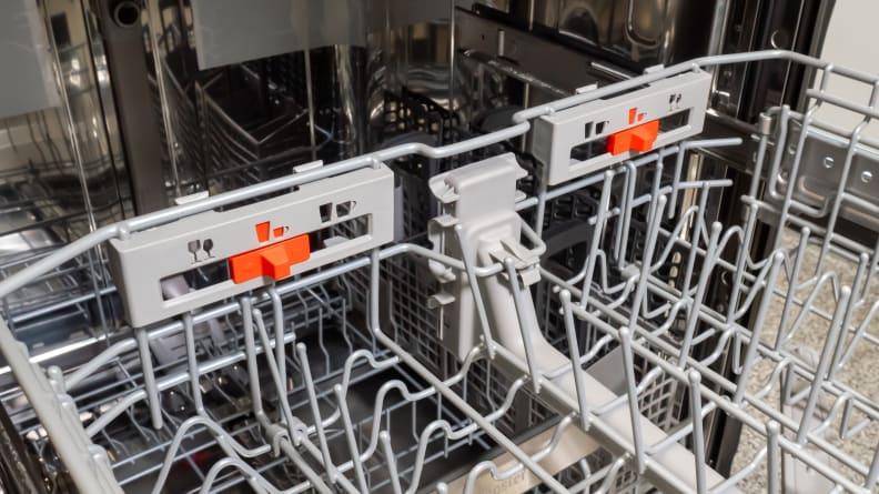 second rack tines