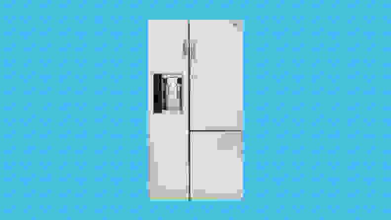 Reviewed 100: LG LSXS26366S