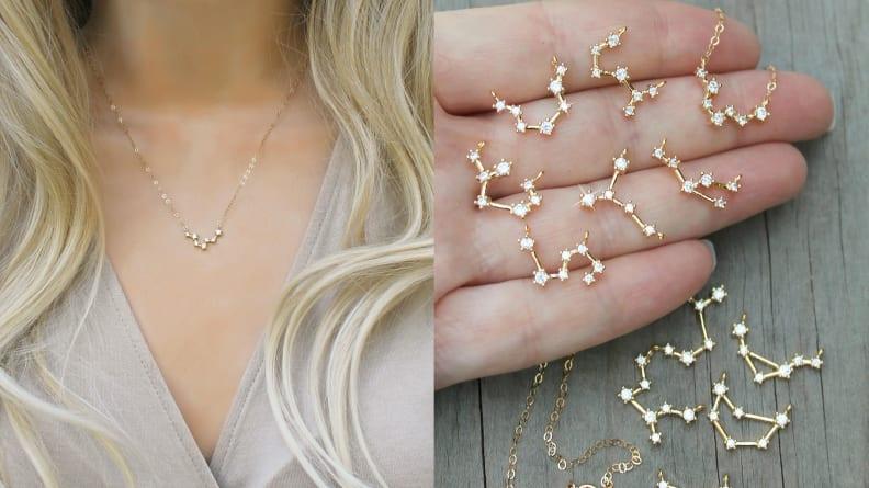 Constellation Necklaces