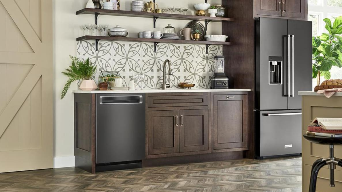 kitchenaid kdpm804kbs dishwasher review - reviewed dishwashers