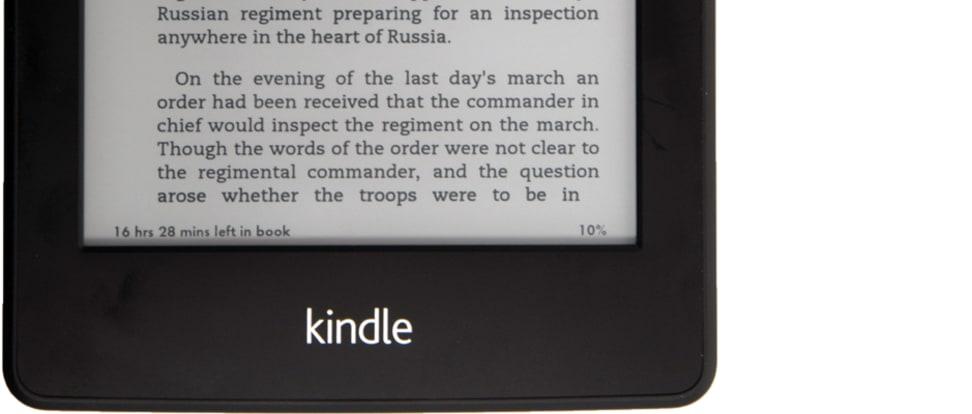 Product Image - Amazon Kindle Paperwhite