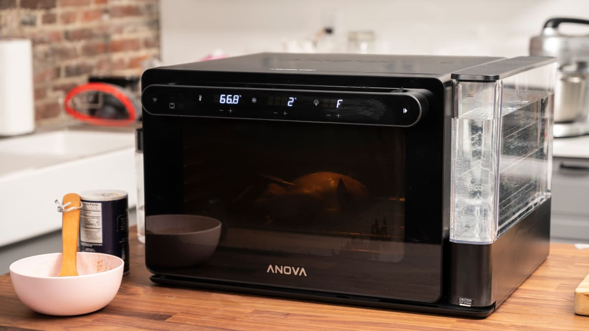 This countertop gadget has replaced my oven—and I'm obsessed