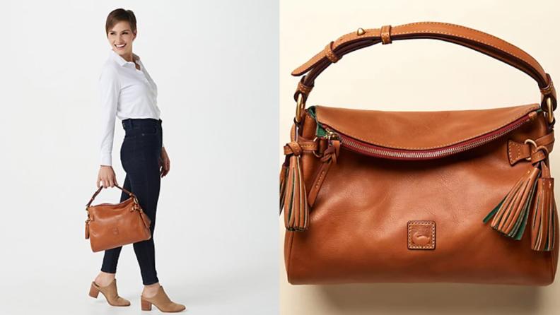 A designer handbag perfect for any occasion