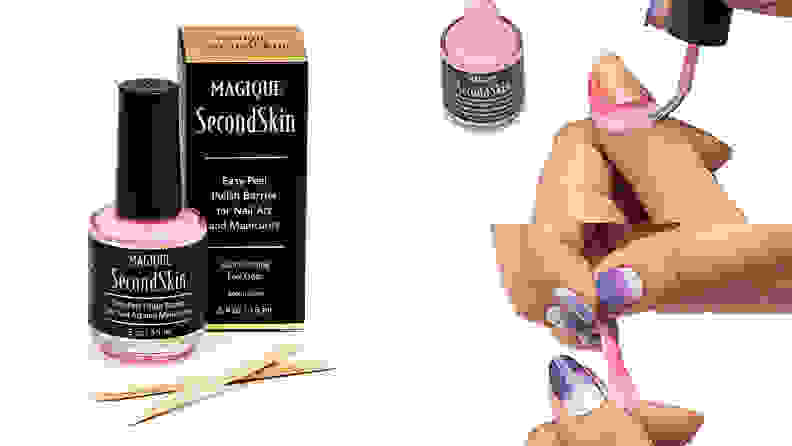 Magique Nail Art Liquid Latex Barrier