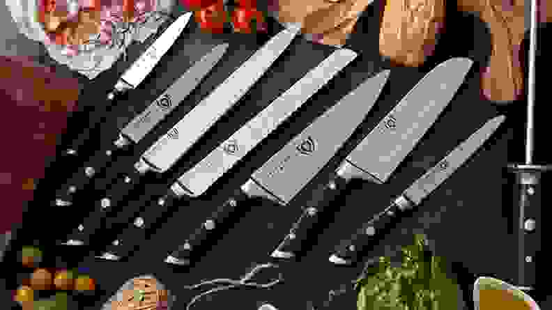 Recycling kitchen knives