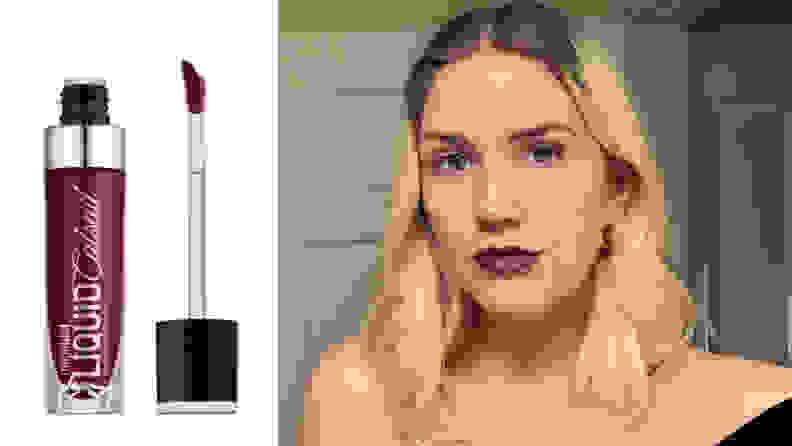 Glossier Play - Wet n Wild Lipstick