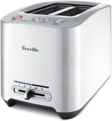 Product Image - Breville Die-Cast 2-Slice Smart Toaster